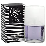 Revlon Charlie Black Lady Eau De Parfum Spray Essence Scent 30ml Female Perfume