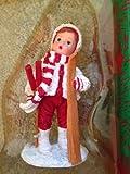 Effanbee Doll Ornament F079 Patsy Joan Sleigh Ride 2000 One Year Limited Edition