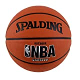 Spalding Varsity Rubber Outdoor Basketball - Official Size 7 (29.5)