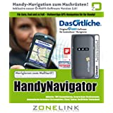 zoneLink - Handy Navigator mit -NAVI 2von &#34;HMH - Hamburger Medien...&#34;
