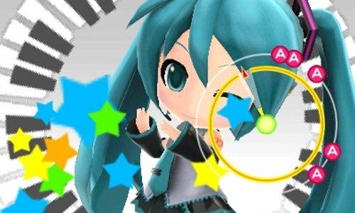 初音ミク and Future Stars Project mirai (限定版:ねんどろいどぷち同梱) 特典 ミニトートバッグ ミライ ノ ノート付き