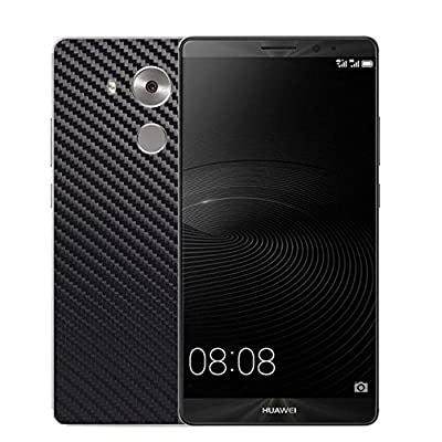 SopiGuard Carbon Fiber Skin Decal for Huawei Mate 8