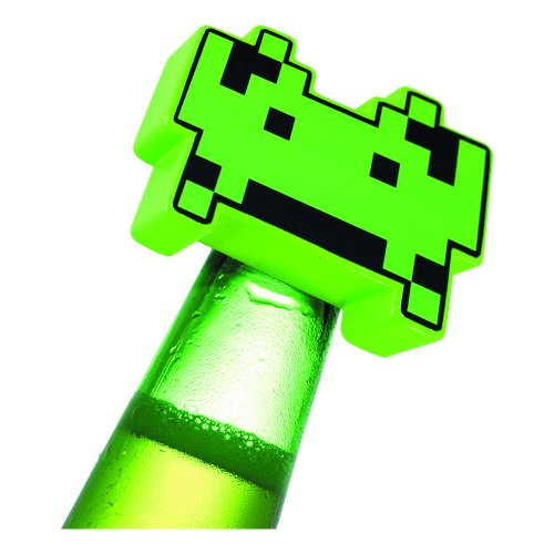 50Fifty Space Invaders Bottle Opener - 1
