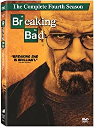 Breaking Bad: The Complete Fourth Season (Special Limited Edition with Bonus Disc containing 3 never-before-seen featurettes)