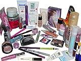 45pc Celine Dion Pure Brilliance Eau De Toilette Perfume & Guerlain Parure, Loreal RoC, Bourjois Calvin Klein Neutrogena etc Makeup & Skincare Gift Set (UK ONLY)