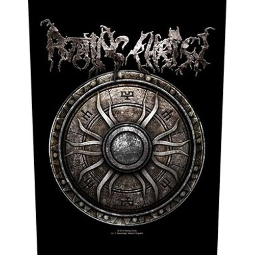 Rotting Christ - Backpatch Aealo (in One Size)