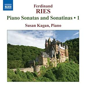 V. 1: Piano Sonatas and Sonati