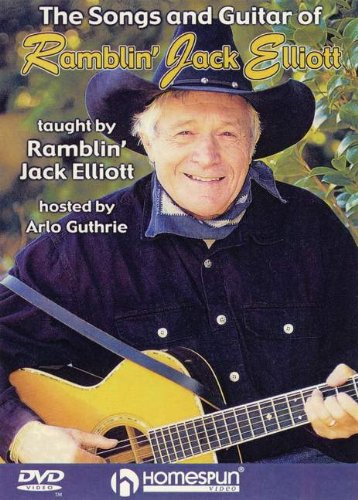 DVD-The Songs and Guitar of Ramblin' Jack Elliott (Ramblin Jack compare prices)