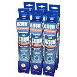 Ozium Glycol-Ized Professional Air Sanitizer / Freshener Original Scent, 3.5 oz. aerosol (Pack of 6)