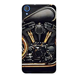 Special Chopper Engine Back Case Cover for HTC Desire 820s