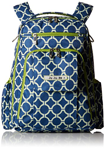 Ju-Ju-Be Be Right Back Backpack Diaper Bag, Royal Envy