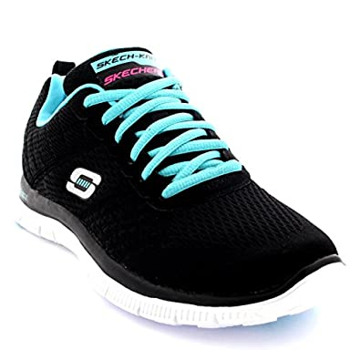Womens Skechers Flex Appeal Obvious Choice Casual Memory