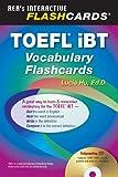 TOEFL Ibt Vocabulary Flashcard Book W/ CD (Rea) (English as a Second Language)