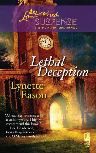 Image of Lethal Deception (Amazon Adventure Series #1) (Steeple Hill Love Inspired Suspense #90)