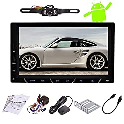 See 7 Inch Capacitive 2 din android 4.2 gps universal with DVD Automotive Car PC Video 3G MP3 Player AUX Steering Wheel Audio Radio Stereo +Back Camera Details