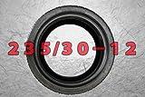 HAIGE 四輪バギー ATV タイヤのみだけ 12インチ 235/30-12 HG-NH007 Ho