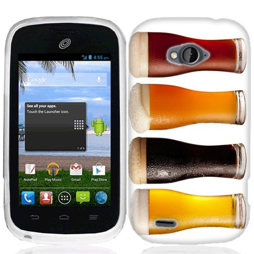 For ZTE Savvy Z750C Beers plastic cover case (Beer Savvy compare prices)