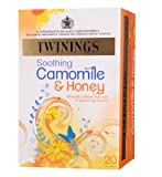 Twinings Honey Camomile & Vanilla Tea Caffeine Free 20s 30g