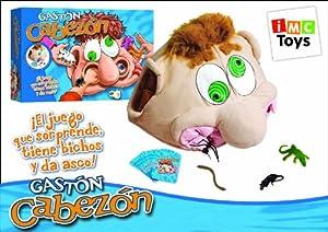 Imc Toys - Juego Gaston Cabezon Coge Una Carta Y Busca En Su Cabeza 43-7543