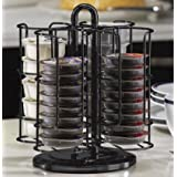 Nifty Coffee T Disc Carousel, Black