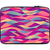 """Snoogg 14"""" Inch To 14.5"""" Inch To 14.6"""" Inch Laptop Notebook Slipcase Sleeve S..."""