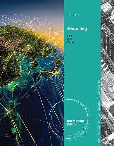 Marketing, International Edition 17ème édition