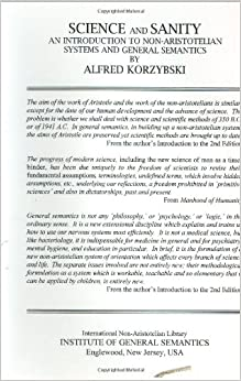 alfred korzybski science and sanity pdf