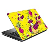 MeSleep Color Birds Laptop Skin