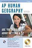 img - for AP Human Geography w/ CD-ROM (Advanced Placement (AP) Test Preparation) [Paperback] book / textbook / text book