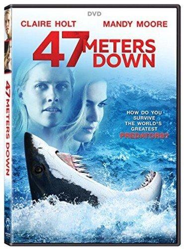 DVD : 47 Meters Down (DVD)