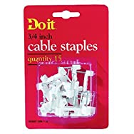 GB Electrical 503657 Do it Cable Staple-3/4