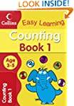 Counting Age 3-5: Book 1 (Collins Eas...