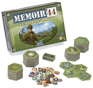 Days of Wonder Memoir '44 Terrain Pack Expansion Board Game