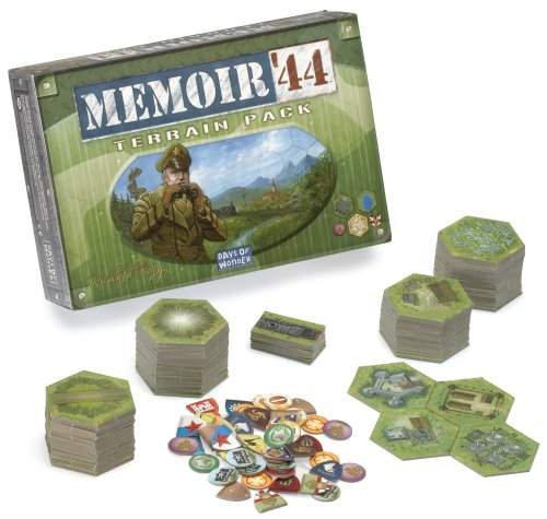 Buy MEMOIR '44 TERRAIN PACK EXPANSION
