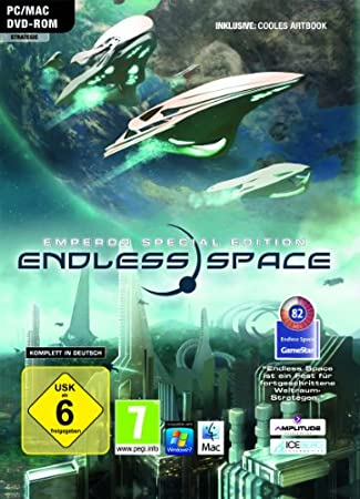 Endless Space Emperor Special Edition (PC)