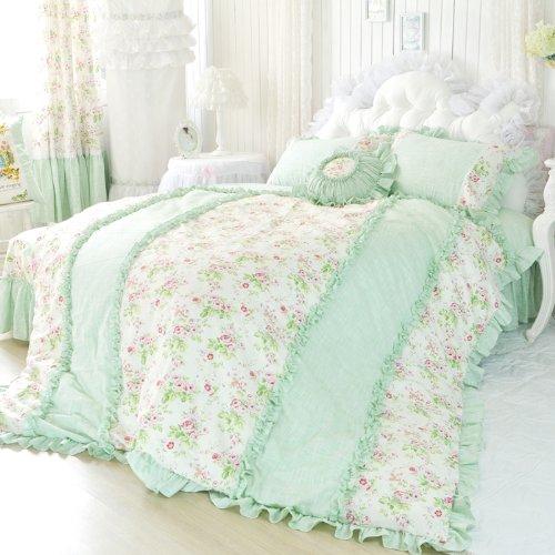 King Size Bedspread Sets 173021 front
