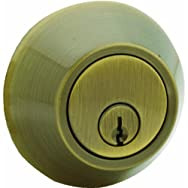 dib Global Sourcing D102AB Steel Pro Double Cylinder Deadbolt