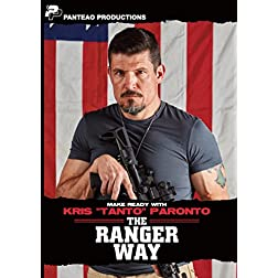 Kris Tanto Paronto: The Ranger Way