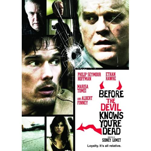 Before the Devil Knows You're Dead DVD