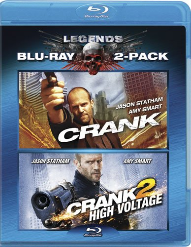 Crank / Crank 2 (Two-Pack) [Blu-ray]