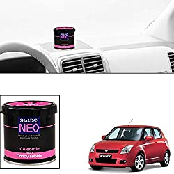 Vheelocityin Shalden Candy Car Perfume Car Air Freshener for Maruti Suzuki Swift Old
