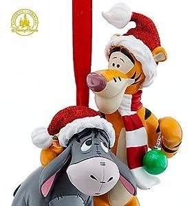 Amazon.com: Disney Holiday Winnie the Pooh Tigger & Eeyore ...