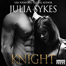 Knight: Impossible, Book 4 Audiobook by Julia Sykes Narrated by Scarlett Day, Jason Winters