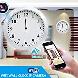 Amazing Wall Clock (Android & IOS Monitoring) 720P Wireless WIFI IP Video Camera High Definition Reslution Cam CCTV Nanny Spycam Home Micro Minicam Spycams Secret Button Spycamera Covert Digital Smallest Pinhole Microphone Recorder Recording USB Mini Little Tiny Professional High Quality Spypen Caméras de Spycameras DVR Spi Wearable Miniature Portable House Voice Audio Picture Photo Pocket Handheld Action Flip Pro Cool Videokamera Compact Movie Videocam Videocamera Flipcam Spypen Invisible Clock Sunglasses Pen Camcorder Comcoder Product Spyshop System Stuff Tool Latest Newest Men's Electronic Tech Coolest Spygear Gadjet Geek USB Gagets Gadjets Smallest Office Gadets James Bond 007 Technology Kit Set Gatgets Fun Funny Adults Private Investigator Gedgets Gagdets Wear Clothes Things Items Wearable Spionage Spion Espion Supplies Crazy Spygadget Spygadgets CIA Agents Gizmos Spyequipment Shop Store Buy The Best High Quality Unique Special