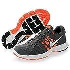 Nike Air Relentless 2 Dark Grey/Total Orange/Summit White size 6.5