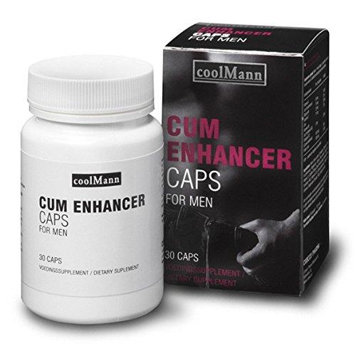 Gel-stimulant-Comprims-Cum-Enhancer-Contenance-30-Capsule-Marque-Coolmann