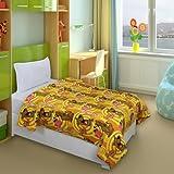 Scooby Doo Single polar fleece blanket for kids size (60*90 inches)
