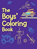 img - for The Boys' Coloring Book book / textbook / text book