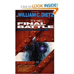The Final Battle (Legion) by William C. Dietz
