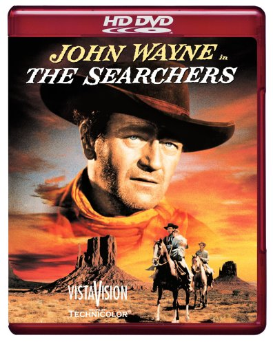 Cover art for  The Searchers [HD DVD]